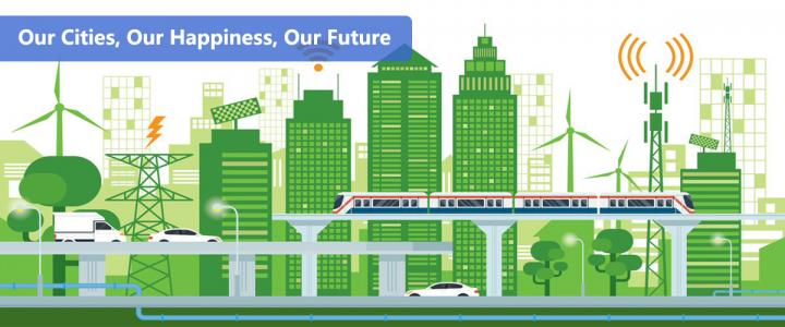 Our Cities, Our Happiness, Our Future